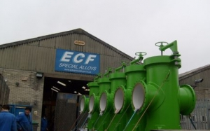 ECF U-STAMP contract destined for Brunei
