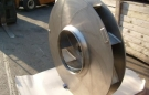 ECF fabricate Titanium Impellor for Cristal Global