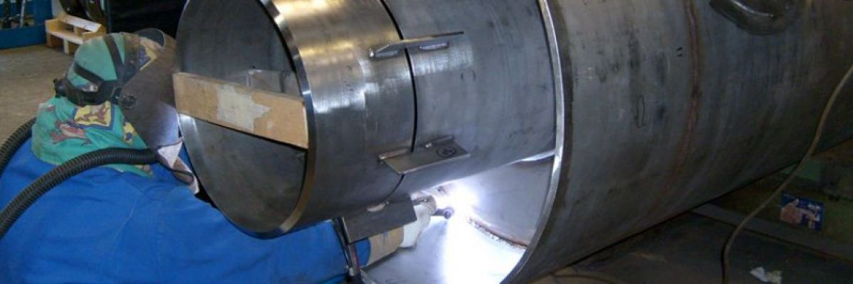 We offer a range of process plant <span>fabrication</span> and services in all materials